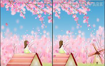 Sakura live wallpaper free