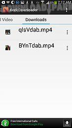 video downloader for peek