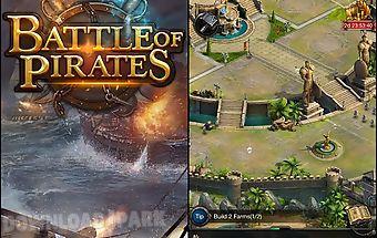 Battle of pirates: last ship