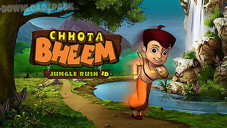 chhota bheem: jungle run
