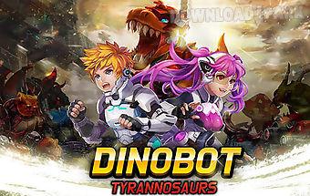 Dinobot: tyrannosaurus