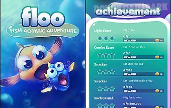 Floo: fish aquatic adventure