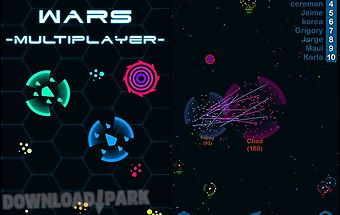 Galaxy wars: multiplayer