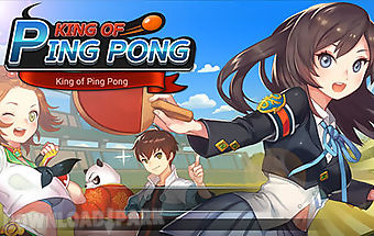 King of ping pong: table tennis ..