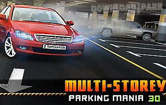 Multi-storey car parking mania 3..