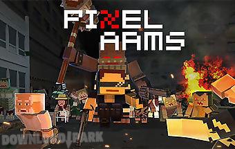 Pixel arms ex: multi-battle
