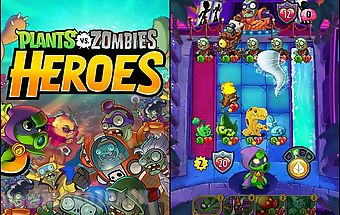 Plants vs zombies: heroes