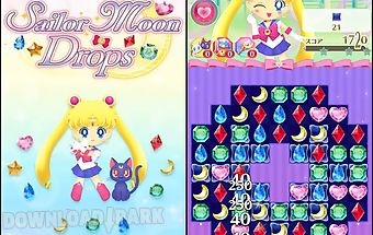 Sailor moon: drops