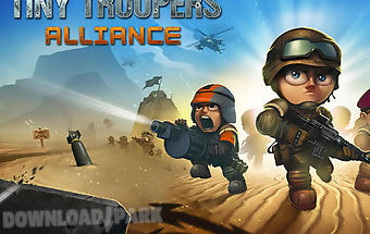 Tiny troopers: alliance