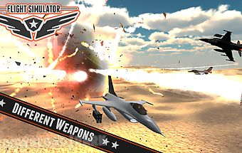Battle flight simulator 2014