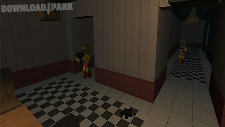 Block pizzeria five nights Android Game free download in Apk