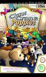 claw crane puppies