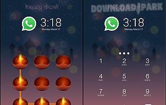 Cm applock theme diwali