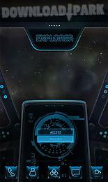 explorergo launcher theme