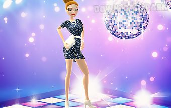 Party dress up game for girls