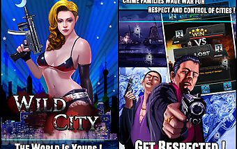 Wild city (mafia rpg)