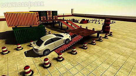 car driver 4: hard parking