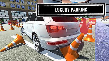 luxury parking
