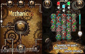 Mechanicus: steampunk puzzle