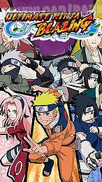 Naruto shippuden: ultimate ninja blazing Android Game free