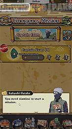 Naruto shippuden: ultimate ninja blazing Android Jogo Baixar grátis