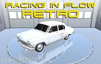 Racing in flow: retro