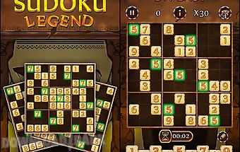 Sudoku: legend of puzzle