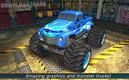 aen monster truck arena 2017