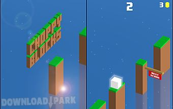 Choppy blocks