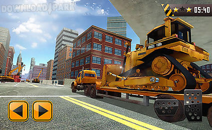 City builder 2016: bridge builder Android Game free download