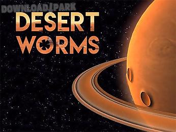 desert worms