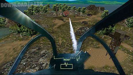 heli world war gunship strike