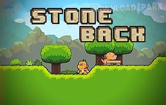 Stone back: prehistory
