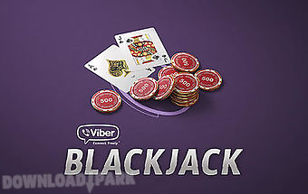 Viber: blackjack