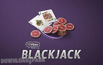 Viber: blackjack