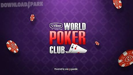 viber: world poker club