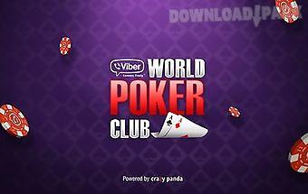 Viber: world poker club