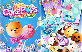 Cake pops maker salon