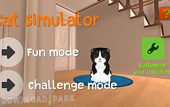 Cat simulator hd