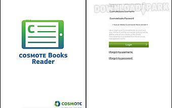 Cosmote books reader