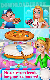 ice cream truck girl
