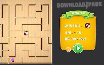 Labyrinth 3d / maze 3d