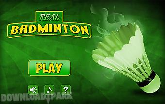 Super badminton 3d