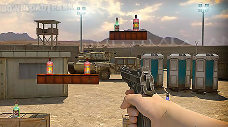 bottle shoot 3d game expert