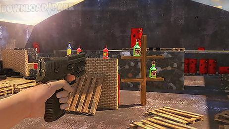 bottle shoot 3d game expert