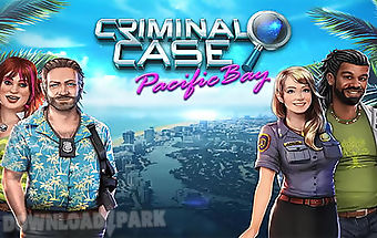 Criminal case: pacific bay