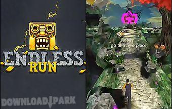 Endless run lost: oz