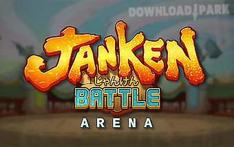 Jan ken battle arena