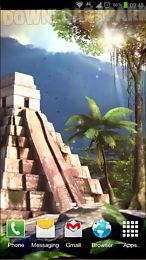 mayan mystery architecture