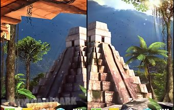 Mayan mystery architecture